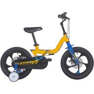 "Велосипед детский TRINX MG1 14"" Yellow/Blue/Black"