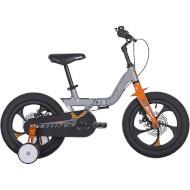 "Велосипед детский TRINX MG1 14"" Matt Gray/Orange"
