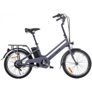 "Электровелосипед MAXXTER City Light 20"" Graphite"