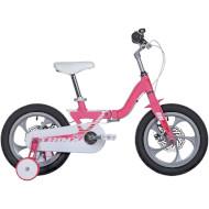 "Велосипед детский TRINX MG1 14"" Pink/Red/White"