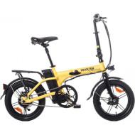 Электровелосипед MAXXTER Urban Plus Yellow/Black