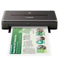 Принтер CANON PIXMA iP110 (с аккумулятором) (9596B029)
