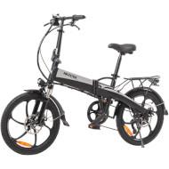Электровелосипед MAXXTER Ruffer Silver