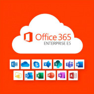 ПО MICROSOFT Office 365 Enterprise E5 Multilanguage 5PC ESD (AAA-25267)