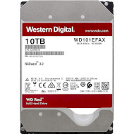 "Жёсткий диск 3.5"" WD Red 10TB SATA/256MB (WD101EFAX)"