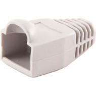 Колпачок коннектора CABLEXPERT для RJ-45 серый 100 шт/уп. (BT5GY/100)
