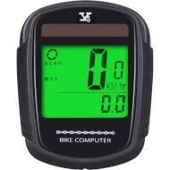 Велокомпьютер YS 513 (S-012)