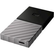 Портативный SSD WD My Passport 2TB (WDBKVX0020PSL-WESN)