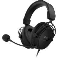 Игровые наушники HYPERX Cloud Alpha S Blackout (HX-HSCAS-BK/WW)