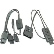 Контролер підсвічування PCCOOLER CB+1-to-3 Cable RGB Set