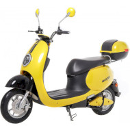 Электроскутер MAXXTER Lux Plus Yellow