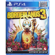 Игра для PS4 Borderlands 3