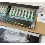 """Патч-панель ATCOM 19"""" FP6224"""