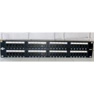 """Патч-панель ATCOM 19"""" P6048"""