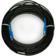 Оптический патч-корд COR-X SC-SC OS1 150м (SC/UPC-SC/UPC-150)