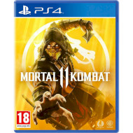 Игра для PS4 Mortal Kombat 11