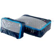 Дорожный чехол для одежды CARIBEE Packing Cube Set Navy (13931)