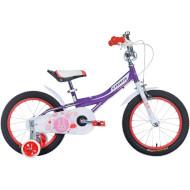"Велосипед детский TRINX Princess 2.0 16"" Purple/Pink/White"
