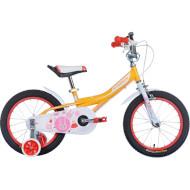 "Велосипед детский TRINX Princess 2.0 16"" Yellow/Pink/White"