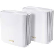 Wi-Fi система ASUS ZenWiFi AX XT8 White 2-pack