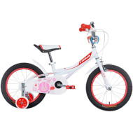 "Велосипед детский TRINX Princess 2.0 16"" White/Pink"
