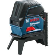 Нивелир лазерный BOSCH GCL 2-15 Professional + RM1 + BM3 + кейс (0.601.066.E02)
