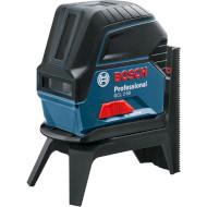Нивелир лазерный BOSCH GCL 2-50 Professional + RM1 + BM3 +LR6 + кейс (0.601.066.F01)