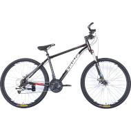 """Велосипед TRINX Majestic M116 Elite Expert 18"""" Black/White/Red 27.5"""""""