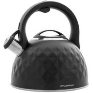 Чайник FLORINA Diamante Black 2.5л (5W2887)