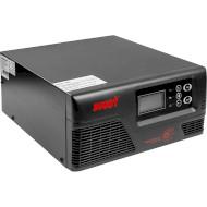 Инвертор сетевой POWERPLANT 600W 12VDC LCD