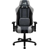 Кресло геймерское AEROCOOL Baron Steel Blue (ACGC-2026101.B1)