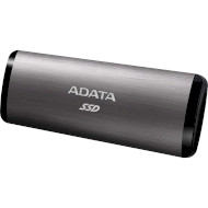 Портативный SSD ADATA SE760 256GB Titan Gray (ASE760-256GU32G2-CTI)