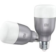 Умная лампа XIAOMI Mi LED Smart Bulb E27 10Вт 1700-6500K 2шт (GPX4025GL)