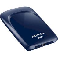 Портативный SSD ADATA SC680 240GB Blue (ASC680-240GU32G2-CBL)