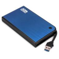 "Внешний карман AGESTAR 3UB2A14 Blue 2.5"" USB"