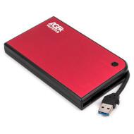 "Внешний карман AGESTAR 3UB2A14 Red 2.5"" USB"