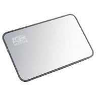 "Карман внешний AGESTAR 3UB2A8 Silver 2.5"" USB"