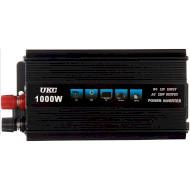 Автомобільний інвертор UKC YT-1000W-CI12V