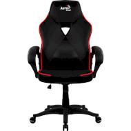 Кресло геймерское AEROCOOL AC50C Air Black/Red (AC-50C-AIR-BR)
