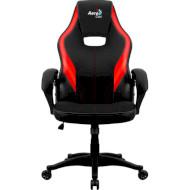 Кресло геймерское AEROCOOL Aero 2 Alpha Black/Red (ACGC-1019001.R1)