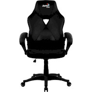 Кресло геймерское AEROCOOL AC50C Air Black (AC-50C-AIR-B)