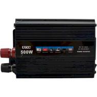 Автомобильный инвертор UKC YT-500W-CI12V