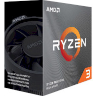 Процессор AMD Ryzen 3 3100 3.6GHz AM4 (100-100000284BOX)