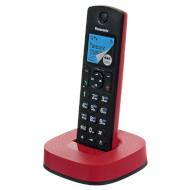 DECT телефон PANASONIC KX-TGC310 Red