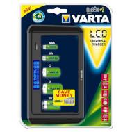 Зарядное устройство VARTA LCD Universal Charger (57678 101 401)