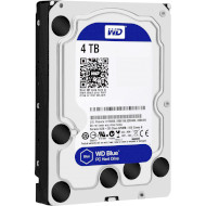"""Жёсткий диск 3.5"""" WD Blue 4TB SATA/256MB (WD40EZAZ)"""