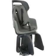 Велокресло детское BOBIKE Go Maxi Carrier Mount Macaron Gray (8012300005)