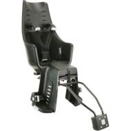 Велокресло детское BOBIKE Exclusive Maxi 1P & E-BD Urban Black (8011100013)
