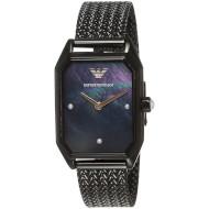 Часы EMPORIO ARMANI Gioia Two-Hand Black Stainless Steel (AR11271)