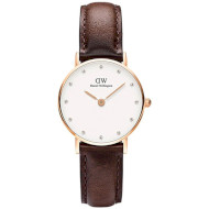 Часы DANIEL WELLINGTON Classy Bristol 26mm Gold (DW00100062)